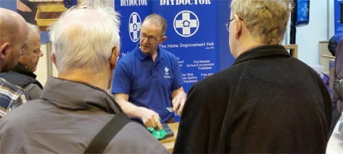 DIY Doctor's Going to London: The Tricks of the Trade Theatre at the Homebuilding and Renovation Show 22-24 September