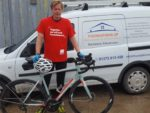 DIY Doctor Rides from Lands End to John O'Groats