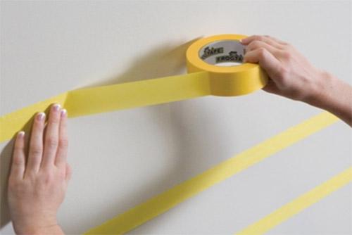 Tervezze meg a mintáját festés előtt