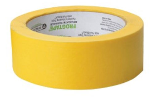 Decorators Frog tape
