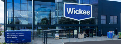 Wickes builders merchants