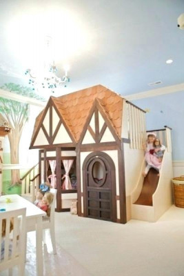 indoor-playhouse-with-slide-girls-family-room-house-diy-fami.jpg