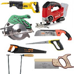 Power saws for DIY and home improvement