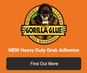 Gorilla Glue heavy duty grab adhesive