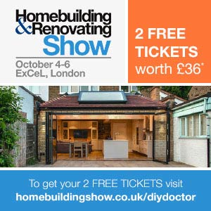 Homebuilding and Renovating show 2019 London