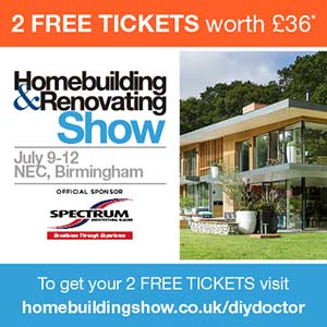 Homebuilding and Renovating show 2020 NEC