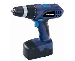 Einhell Blue cordless drill driver