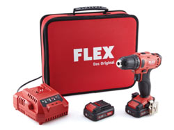 Flex 10.8V power drill