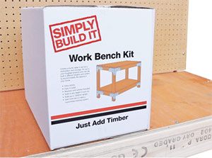 Simpsons workbench kit