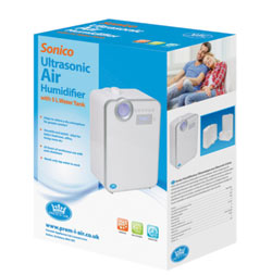 Prem-i-air Ultrasonic humidifier