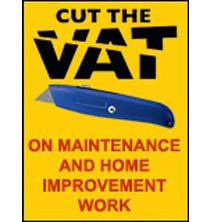 NHIC campaign to cut VAT on home improvement