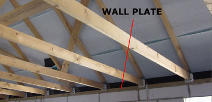 Expect contractors to ask for a deposit to get to wallplate level