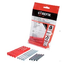 Corefix DIY fixings 4 pack