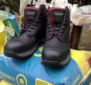 New DMs Lite Industrial Safety Boot