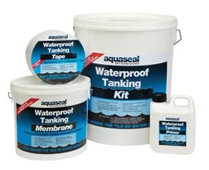 Everbuild Aqualseal Wet Room Tanking System