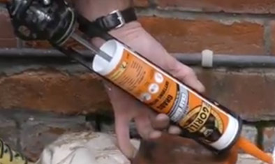 Gorilla Grab Adhesive in 290mm sealant gun
