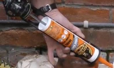 Gorilla Grab Adhesive in 290mm sealant gun