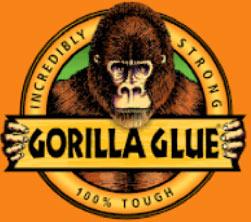 Gorilla Glue construction glues and adhesives