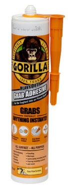 As strong as a gorilla