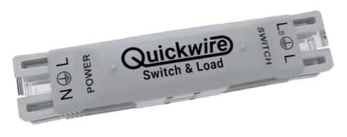 The Quickwire junction box