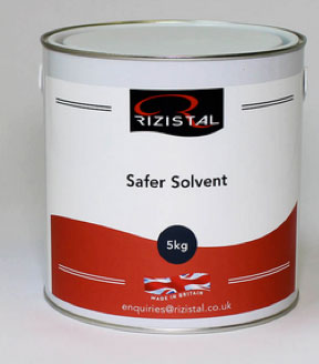 Safer Solvent tool cleaner from Rizistal