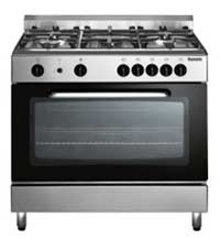 Big kitchens can look better with big cookers and range cookers come in all sizes