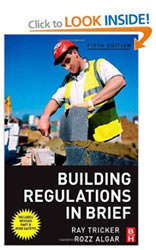 Building regulations need to be taken into consideration when doing work at home