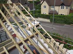 Kit houses will allow your construction to go up more quickly