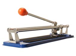 A contractors tile cutter can make the job of tiling walls and floors easier