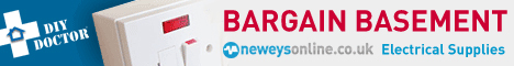 Bargain electrical Goods from Neweys Online