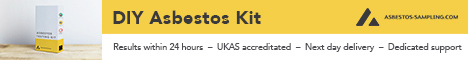 DIY asbestos test kits