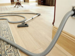 How to Fit a Central Vacuum System or CVS and Where to Position your Vacuum Sockets