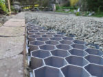 How to Lay and Gravel a Driveway and Path