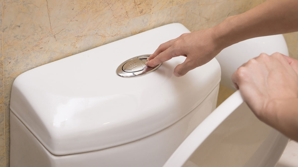 Push Button Toilet Cistern European Toilet Cistern