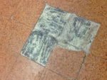 Removing Cork Tiles from Floor and Wall Surfaces and Removing Adhesive