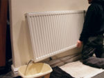 Replacing a Radiator