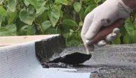 Rizistal roof repair mortar