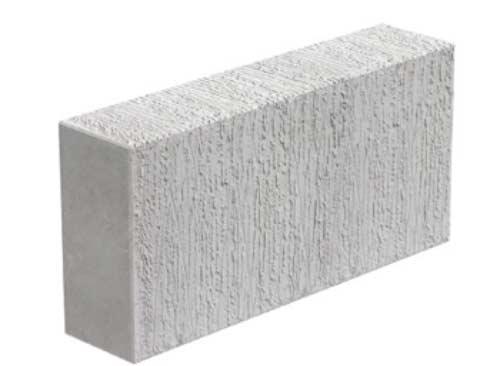 Aircrete block