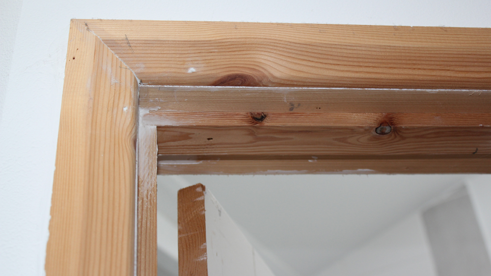 How To Fix Architrave To Doors Frames How To Cut