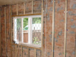 Battening a Wall for Plasterboard and Drylining