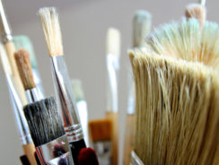 Biodegradable Paint Brushes and Products