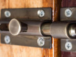 How to Fit a Barrel Bolt or Sliding Bolt to a Door in Your Home for Extra Security