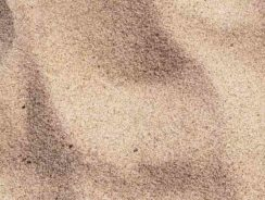 Standard builders sand