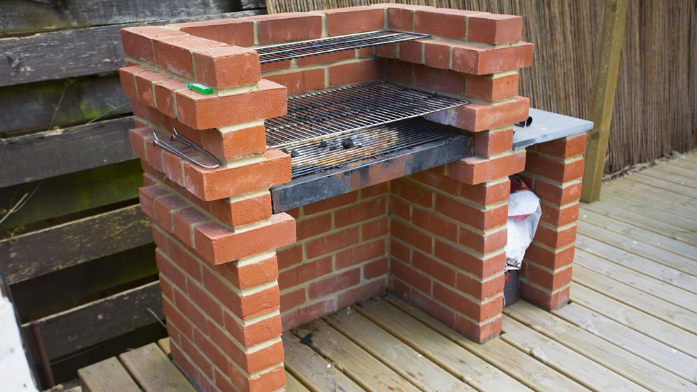 Diy Guide To Building A Brick Bbq In Patio Area How Build Barbecue Doctor