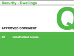 Building Regulations Approved Document Q