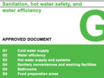 Building Regulations Approved Document G