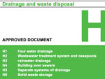 Building Regulations Approved Document H