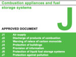 Building Regulations Approved Document J