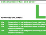 Building Regulations Approved Document L