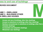 Building Regulations Approved Document M